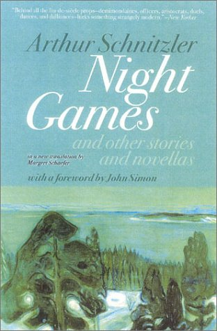 Night Games And Other Stories and Novellas Reprint  edition cover