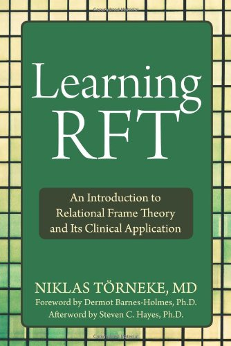 Learning RFT An Introduction to Relational Frame Theory and Its Clinical Application  2010 edition cover