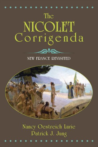 Nicolet Corrigenda New France Revisited N/A edition cover