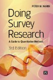 Doing Survey Research:   2013 edition cover