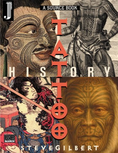 Tattoo History   2000 edition cover