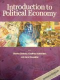 Introduction to Political Economy, 7th Ed  N/A edition cover