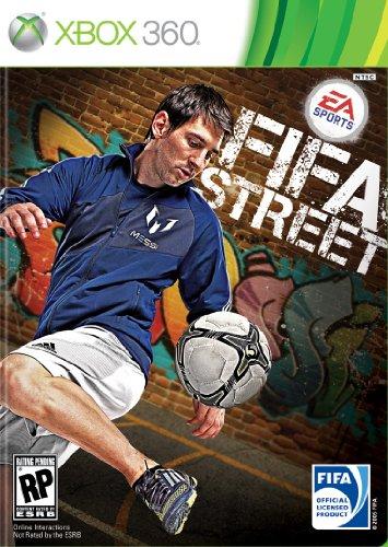 FIFA Street - Xbox 360 Xbox 360 artwork