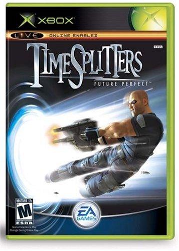 Time Splitters: Future Perfect - Xbox Xbox artwork