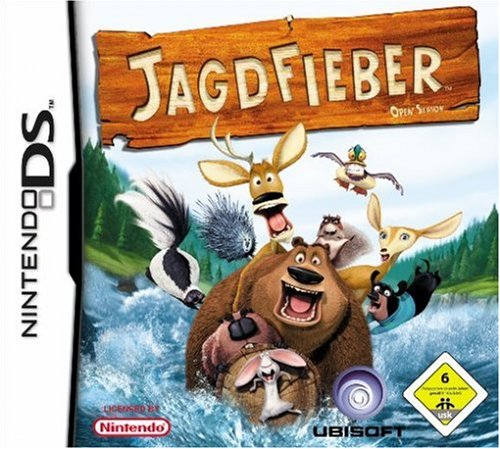 Jagdfieber [Software Pyramide] Nintendo DS artwork