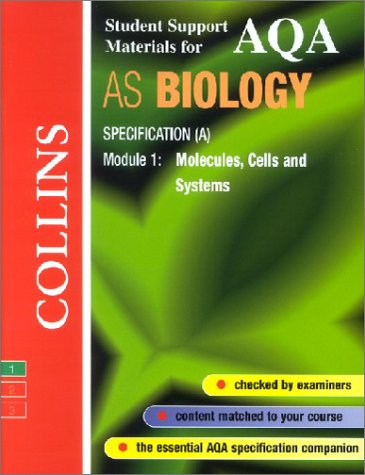 AQA (A) Biology (Collins Student Support Materials) N/A edition cover