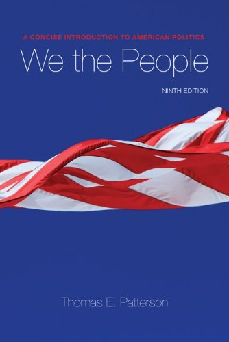 We the People  9th 2011 edition cover