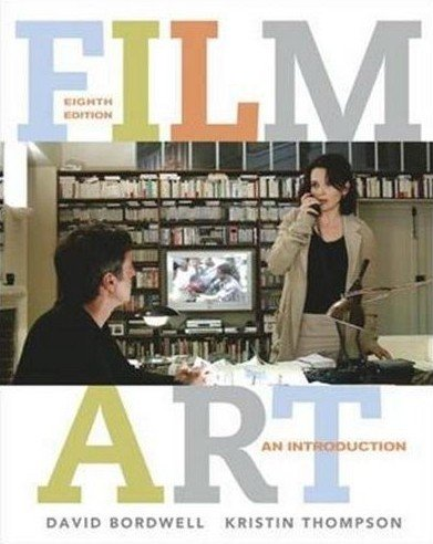 Film Art An Introduction 8th 2008 edition cover
