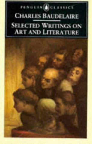 Selected Writings on Art and Literature   1992 edition cover