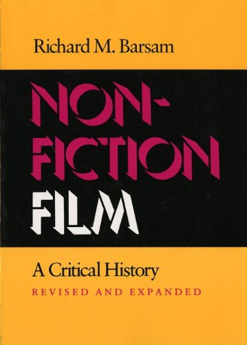 Nonfiction Film A Critical History Revised and Expanded Revised edition cover