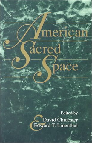 American Sacred Space   1995 9780253210067 Front Cover