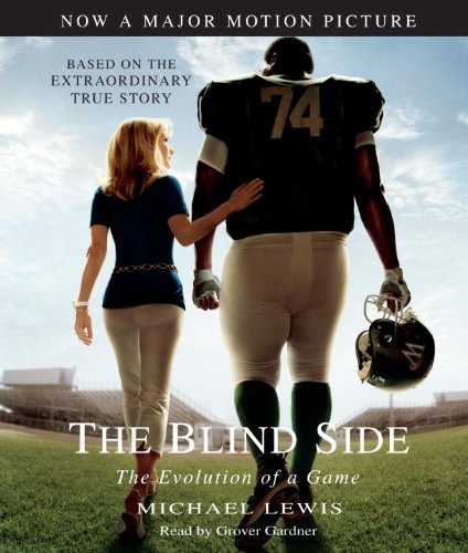 The Blind Side:  2009 edition cover