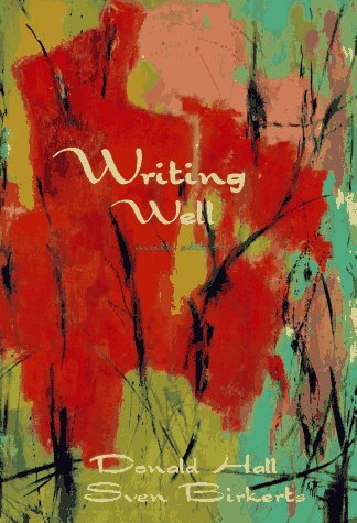 Writing Well  9th 1998 (Revised) edition cover