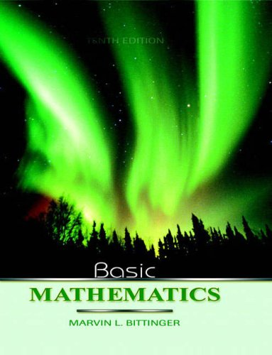 Basic Mathematics  10th 2007 (Revised) edition cover