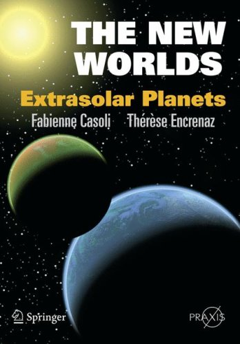 New Worlds Extrasolar Planets  2007 edition cover