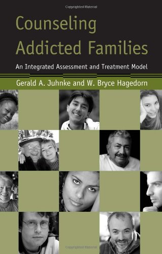 Counseling Addicted Families An Integrated Assessment and Treatment Model  2006 edition cover