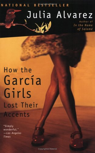 How the Garcia Girls Lost Their Accents   2000 edition cover