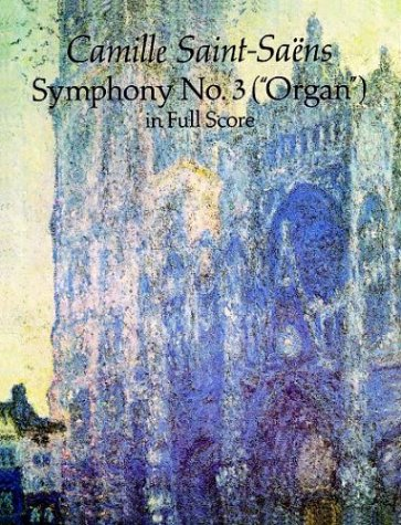 Symphony No. 3  N/A edition cover
