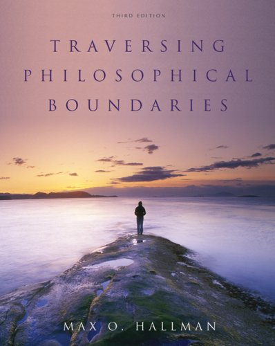 Traversing Philosophical Boundaries  3rd 2007 edition cover