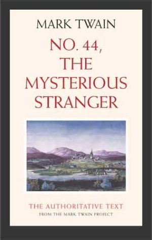 Mysterious Stranger   2004 edition cover