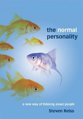 Normal Personality A New Way of Thinking about People  2007 9780521881067 Front Cover