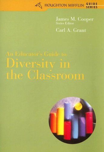 Diversity in the Classroom  10th 2004 (Teachers Edition, Instructors Manual, etc.) edition cover