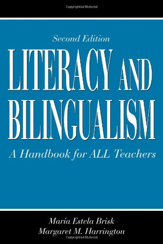 Literacy and Bilingualism A Handbook for All Teachers 2nd 2006 (Revised) edition cover