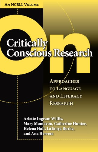 On Critically Conscious Research Supporting Children's Emotional Health in the Classroom  2008 edition cover
