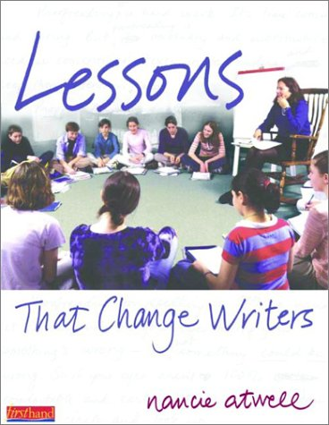Lessons That Change Writers Lessons with 3-Ring Binder  2002 edition cover