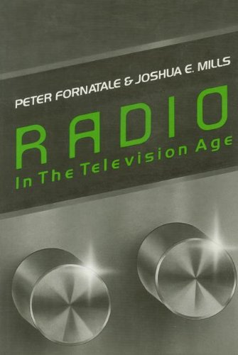 Radio in the Television Age  N/A 9780879511067 Front Cover