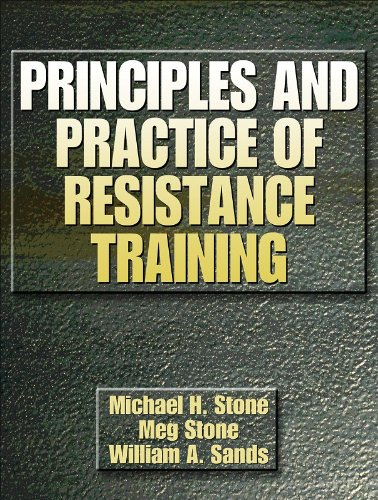 Principles and Practice of Resistance Training   2007 edition cover