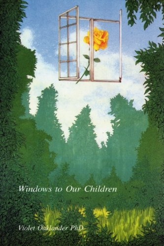 Windows to Our Children : A Gestalt Therapy Approach to Children and Adolescents Reprint  edition cover