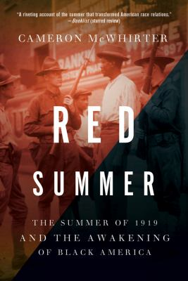 Red Summer The Summer of 1919 and the Awakening of Black America  2012 edition cover