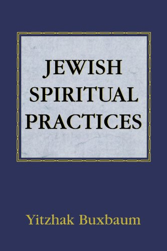 Jewish Spiritual Practices  N/A edition cover