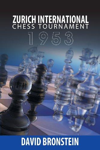 Zurich International Chess Tournament, 1953  0 edition cover