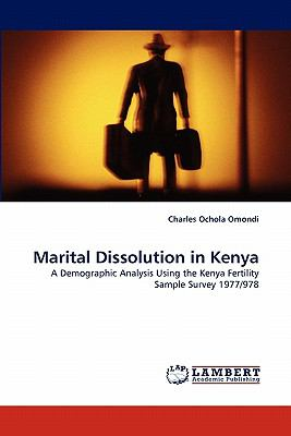 Marital Dissolution in Keny  N/A 9783843357067 Front Cover