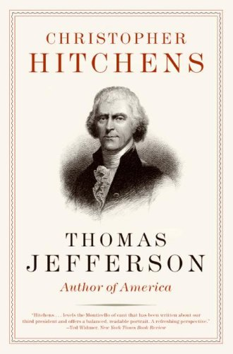 Thomas Jefferson Author of America N/A edition cover