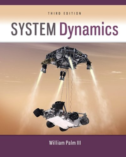System Dynamics  3rd 2014 9780073398068 Front Cover
