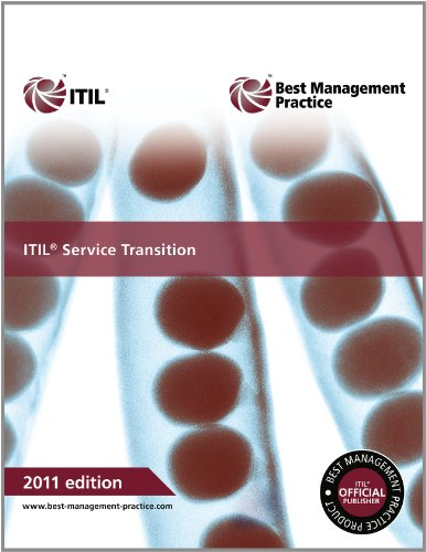 ITIL Service Transition  2nd 2011 edition cover