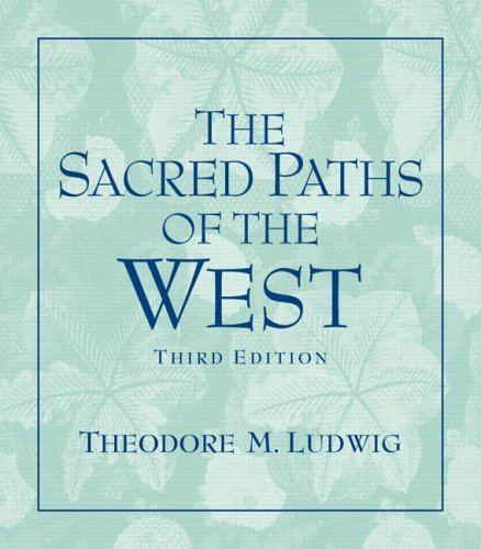 Sacred Paths of the West  3rd 2005 (Revised) edition cover