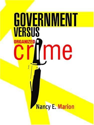 Government Versus Organized Crime  2008 edition cover