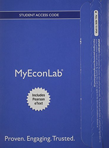 Economics Today Myeconlab With Pearson Etext Access Card: The Micro View  2013 edition cover