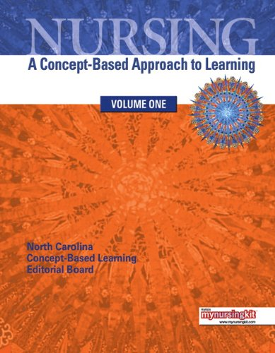 Nursing A Concept-Based Approach to Learning  2011 edition cover