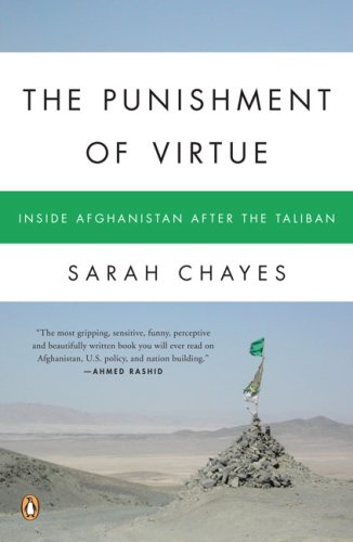 Punishment of Virtue Inside Afghanistan after the Taliban  2007 edition cover