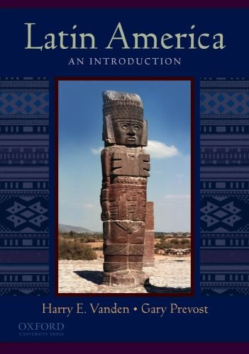 Latin America An Introduction  2011 edition cover