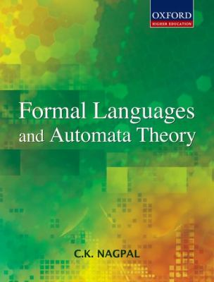 Formal Languages and Automata Theory   2011 edition cover