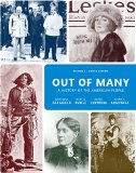 Out of Many: A History of the American People  2015 edition cover