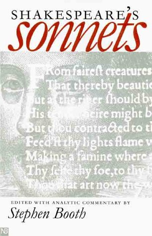 Shakespeare's Sonnets   2000 edition cover