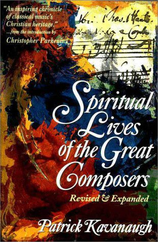 Spiritual Lives of Composers   1996 (Revised) edition cover