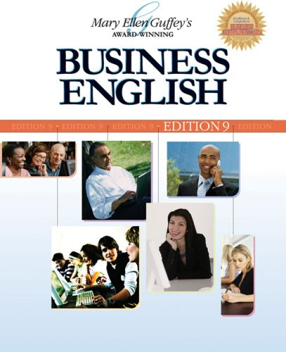 Business English  9th 2008 (Revised) edition cover